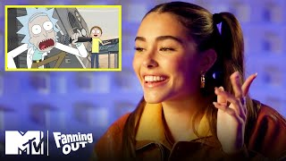 Does Madison Beer REALLY Know Rick & Morty?   Fanning Out