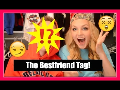 Best friend tag with a challenge ft youtube