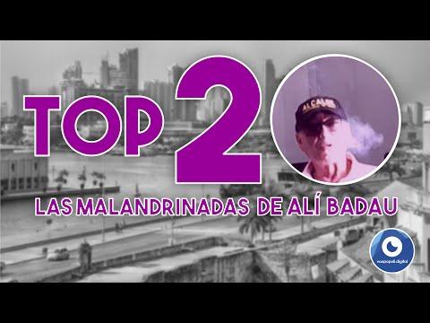 EL TOP 20. LAS MALANDRINADAS DE «ALÍ BADAU»