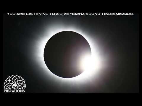 Dark Moon ~ Live 432Hz Sound Transmission