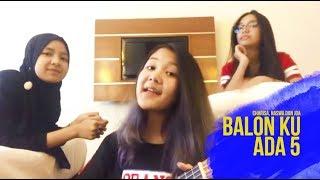 Download lagu Balon Ku Ada Lima Cover by Idol Junior Charisa Naswa dan Joa MP3