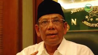 Biografi KH. Hasyim Muzadi