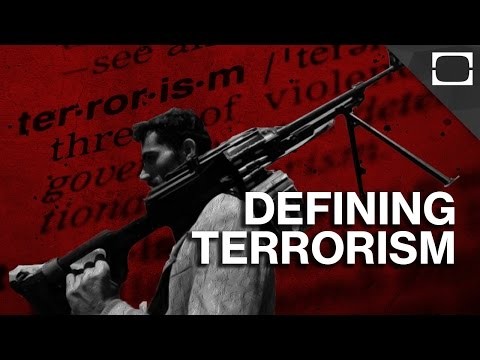 What Is The Definition Of Terrorism?