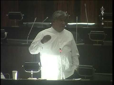 Parliament of Sri Lanka - 5 December 2016 Part 8