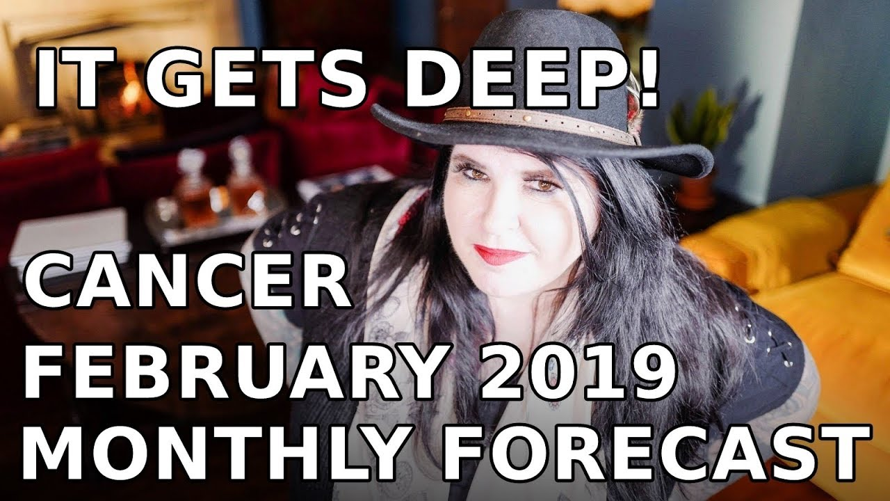 cancer weekly horoscope 1 february 2020 michele knight