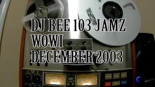 DJ BEE WOWI Norfolk VA Da Block Mix 12/2003