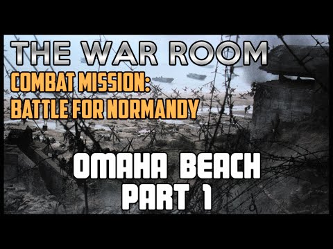 Omaha Beach (Part 1) - Combat Mission: Battle for Normandy