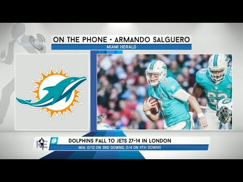 Armando Salguero of Miami Herald on Dolphins Firing Head Coach Joe Philbin & More - 10/5/15