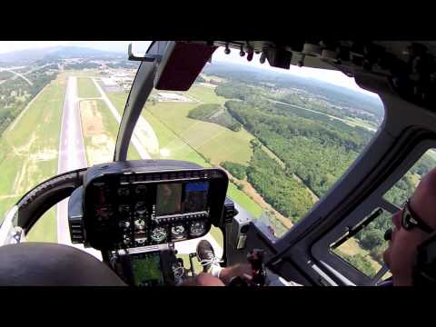 Jet Ranger Touch Down Auto