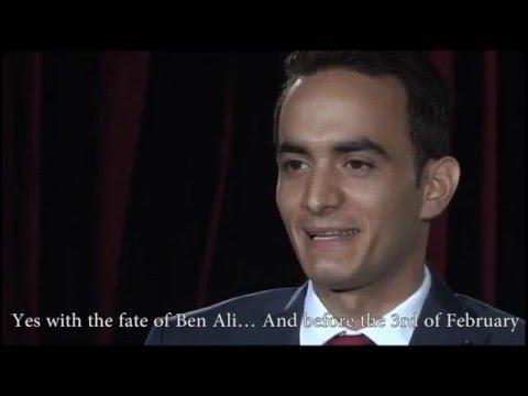 Farea Al-Muslimi interview on BBC Arabic - The Scene - Oct 2015