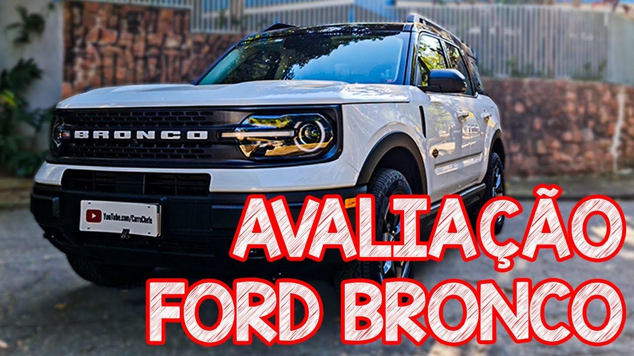 Avaliação Ford BRONCO - mais um SUV nutella ou realmente um SUV raiz para offroad 4X4?