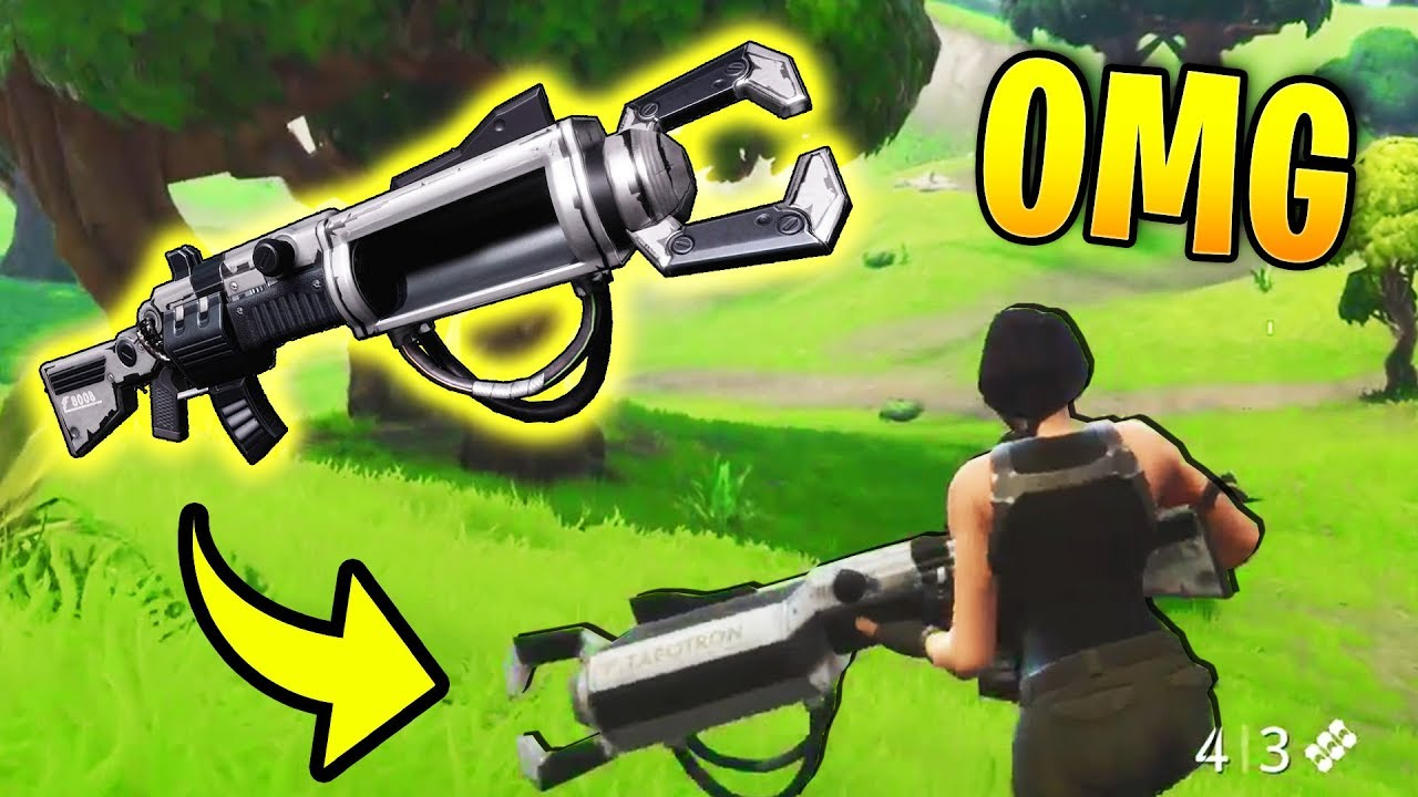 The Most Complete Fortnite Weapons Guide Zapotron U4gm Com