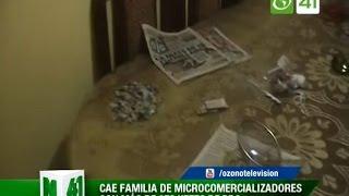 Intervienen vivienda donde se vendía droga