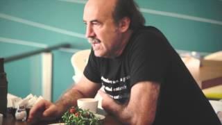 Desayuno con Pedro Reyes en el Hotel Costa Azul (Mallorca)