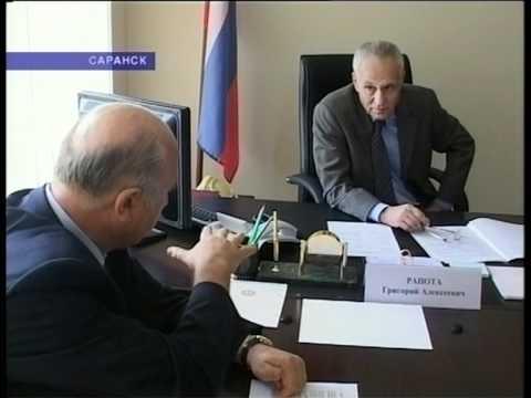 Открытие приемной Президента РФ в столице Мордовии