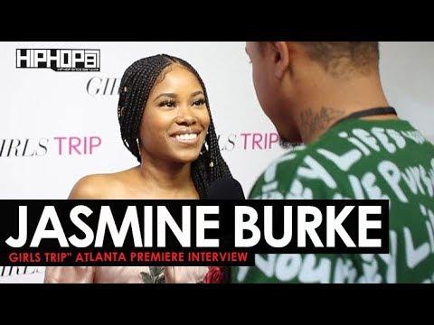 Jasmine Burke Talks Girl Power,