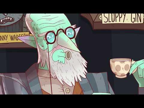 Скриншот №1 к Meteorfall Krumits Tale