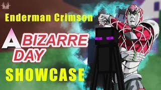 Roblox | Ein bizarrer Tag | Enderman Crimson Schaufenster |