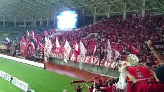 【Jリーグ】試合後 We are Diamonds  2016.07.13 仙台VS浦和