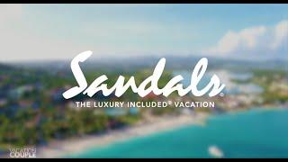 Sandals Resorts - Room Tour Sandals Grande Antigua