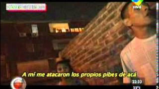 Repeat youtube video Noche de terror en Fuerte Apache - Informe La Cornisa