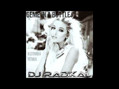 GENIE IN A BOTTLE – KIZOMBA REMIX – DJ RADIKAL