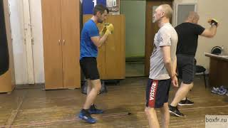 Best coordination exercise for boxers
