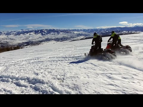 Colorado Snowmobiling Adventures