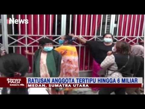 Tertipu Arisan Online, Puluhan Emak-emak Di Medan Geruduk Rumah Pelaku - INews Pagi 18/01