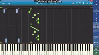 【上級向け】ナイト・オブ・ナイツ  ピアノ