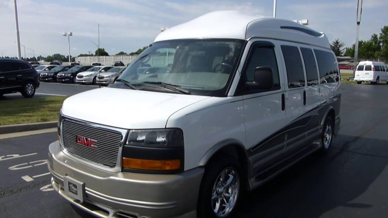 All Chevy 2005 chevy conversion van : 2005 GMC Conversion Van Southern Comfort 7 Passenger   Dave ...