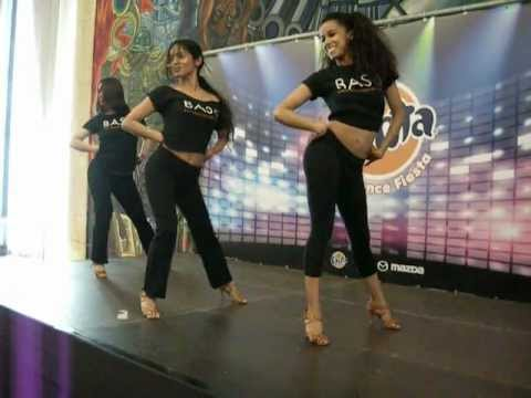 Ladies Styling On 2 - Baila Sociaty (BASo)