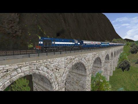 MSTS IR Indian Railways (XXI) By Vaibhav Wakharkar