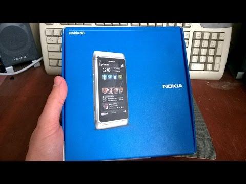 Nokia N8 - не просто мобильник - мини ПК 2016 году! Назад у будущее! за 20-100$