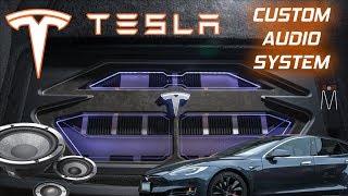 Tesla Model S P100D Ultimate Audiophile Audio Upgrade EXPLAINED!!!