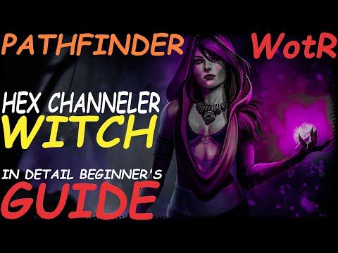 Pathfinder: WotR - Hex Channeler Witch Starting Build - Beginner's Guide [2021] [1080p HD] |