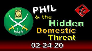 PHIL & the Hidden Domestic Threat - Truthification Chronicles
