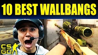 Top 10 Wallbang Spots In CS:GO You Need To Know