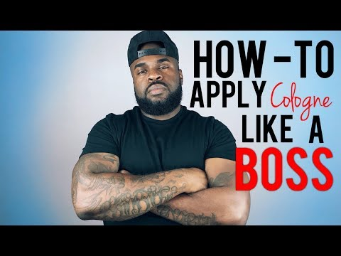 How To Apply Cologne Like a Boss | Easy Fragrance Hacks to Make Your Fragrance Last Longer