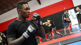 "UFC 243 Fight Camp I Israel ""The Last Stylebender"" Adesanya Ep.2"