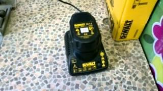 Восстановление аккумулятора шуруповёрта DeWalt 14V 1.3A NiCd(Способ зарядки