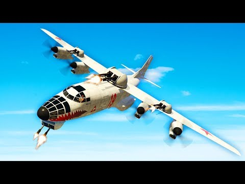 NEW EPIC $8,000,000 HUGE BOMBER! (GTA 5 DLC)