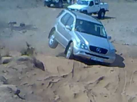 Mercedes ML W163 Offroad South Africa