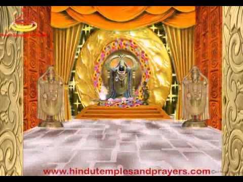 Tirupati Balaji Temple HD