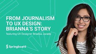 Student Success Stories: Career Advice From Springboard Alum for Aspiring Designers