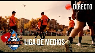 El Chiringuito VS. ABC | LIGA DE MEDIOS JORNADA 3