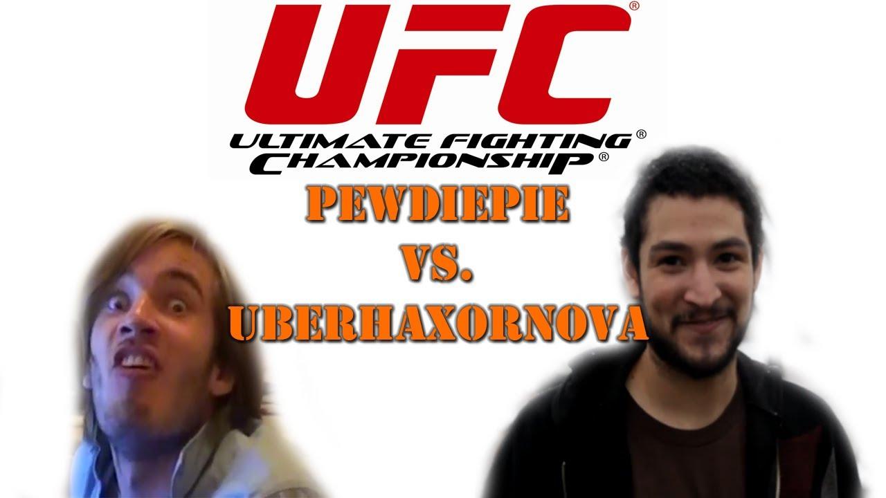 Uberhaxornova and pewdiepie