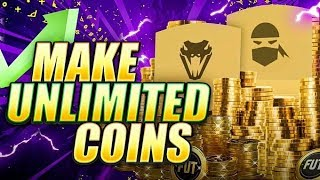MAKE UNLIMITED EASY COINS ON FIFA 20 ULTIMATE TEAM!!