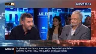 """La loi Macron : """"un truc monomaniaque : s'attaquer au Code du Travail"""""""