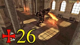 The Cursed Crusade (PC) walkthrough part 26